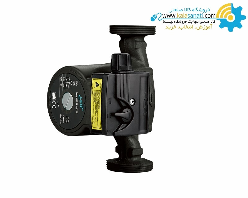 Leo Chinese Package Circulator Pump With 3 Head Model LRP 40-80F/250