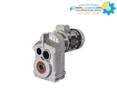 Parallel shaft helical gearbox f series