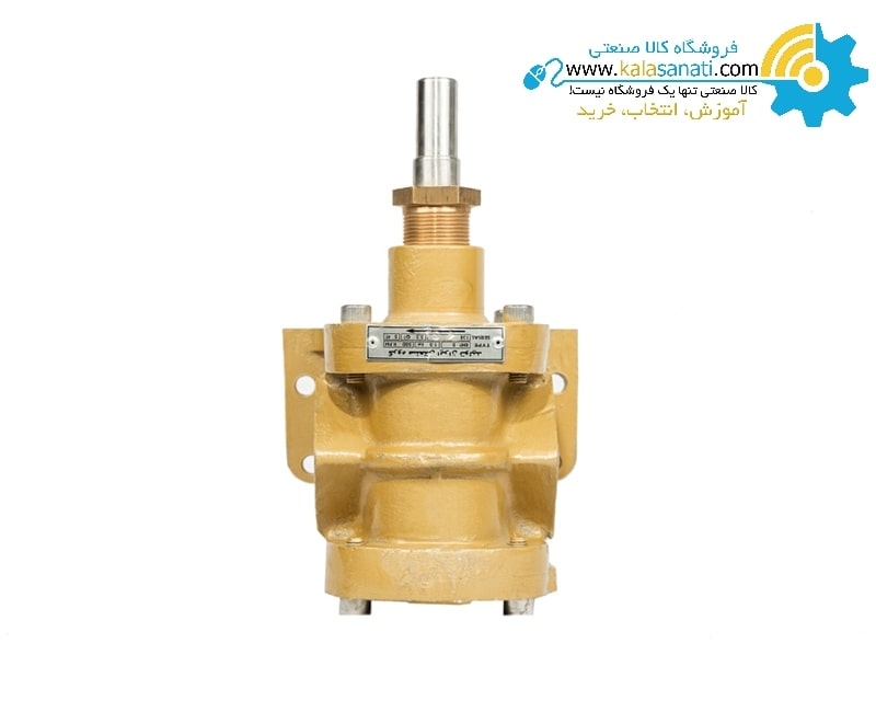 Steel Gear Pump With Brass Shell BHF3